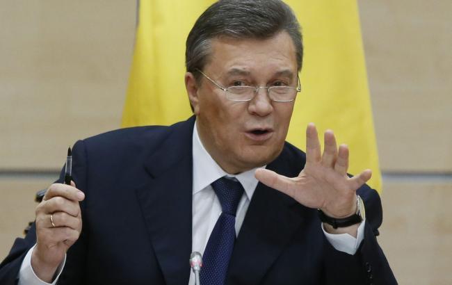 Фото: Виктор Янукович (World News)