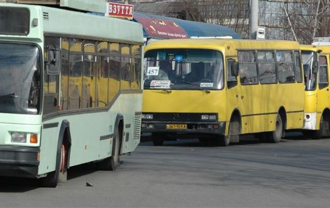 """""""Демпингуют цены"""": в Киеве подорожал проезд в маршрутках"""