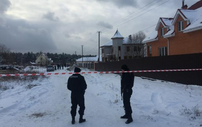 Отстранено руководство 3-х подразделений милиции столицы Украины — катастрофа вКняжичах