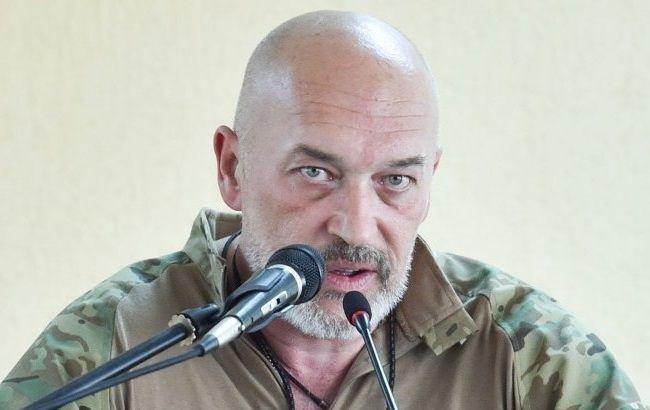 Тука: в Луганській обл. почався відвід танків від лінії розмежування