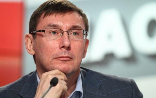Луценко: Ктрагедии вКняжичах привела преступная халатность руководства спецоперацией