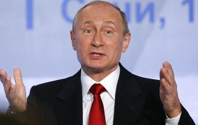 Фото: Владимир Путин (Газета.Ru)