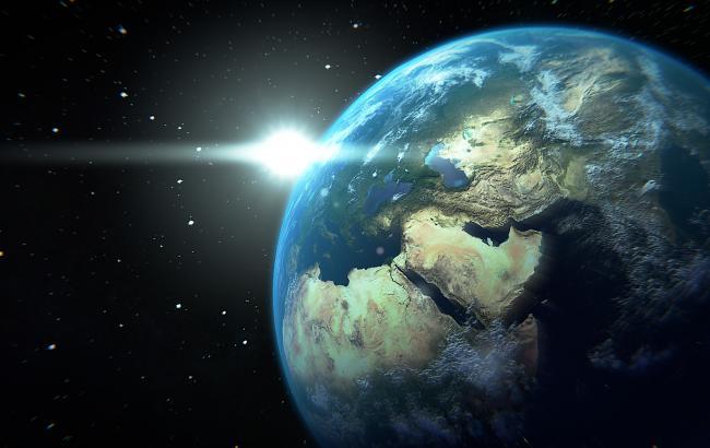 Фото: Планета Земля (blender3d.com.ua)