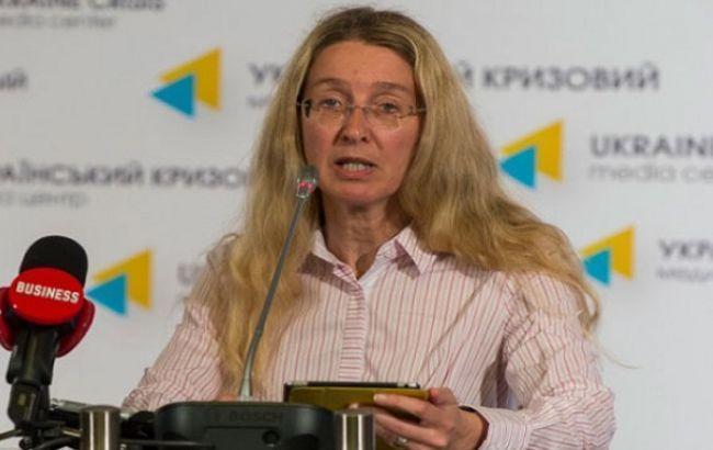 Супрун: Избранный госсекретарь Министерства здравоохранения неможет занять должность из-за конфликта интересов