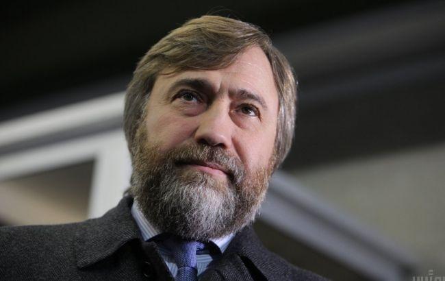 Новинский пришел вРаду наголосование оснятии собственной неприкосновенности