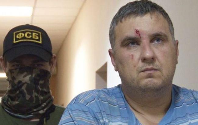 """""""Український диверсант"""" Панов заявив про тортури співробітниками ФСБ"""