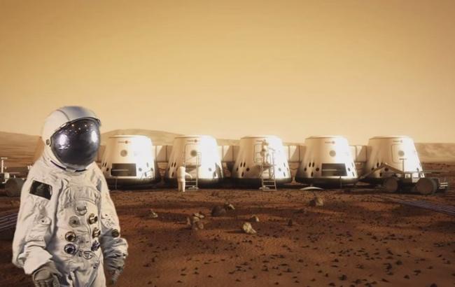 Фото: Політ на Марс (businessinsider.com)