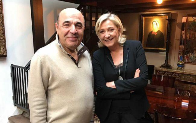 Нова комунікація між Заходом і Україною: про що говорили Рабінович і Ле Пен