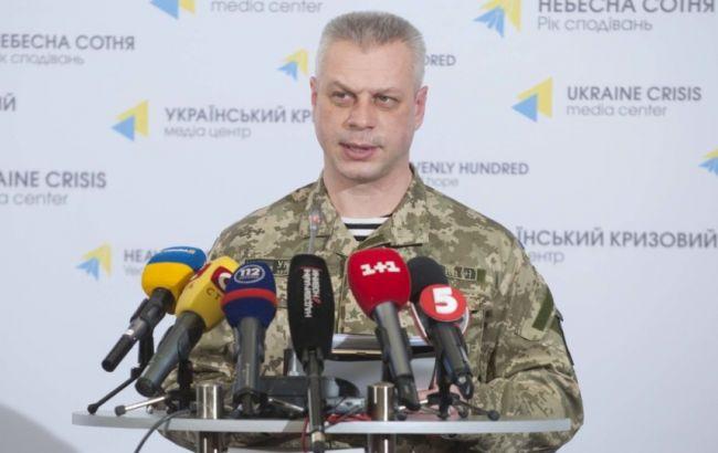 1 военный ранен, убоевиков проблемы спродовольствием иводой— АТО