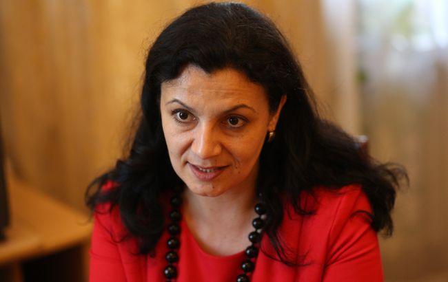 ЕС должен выполнить обязательства перед Украиной, - Климпуш-Цинцадзе