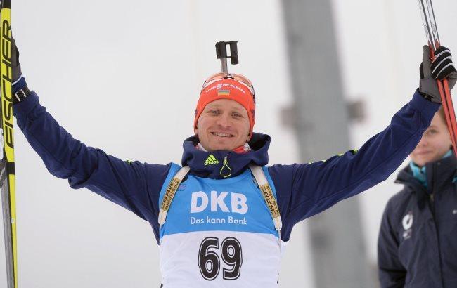 Фото: Биатлонист Сергей Семенов (rsport.ru)