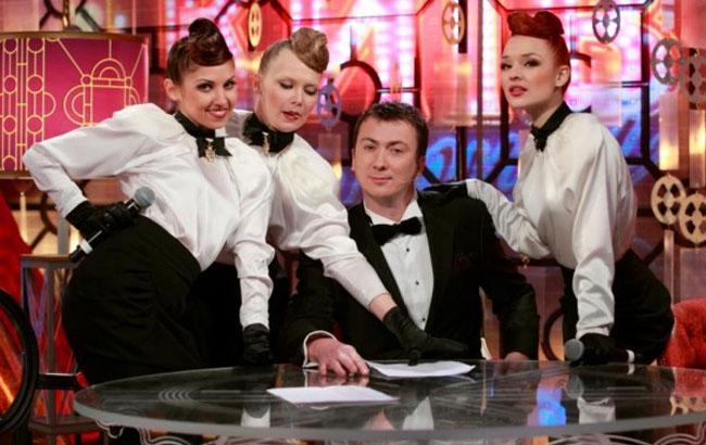 Фото: Шоу Вечерний Киев (inter.ua)