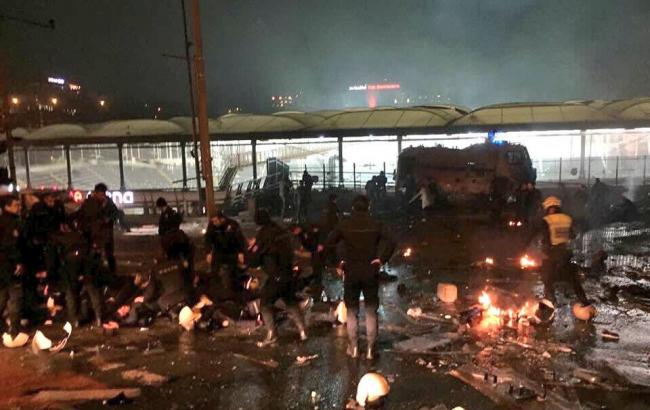 Вибух у Стамбулі: постраждали не менше 20 осіб