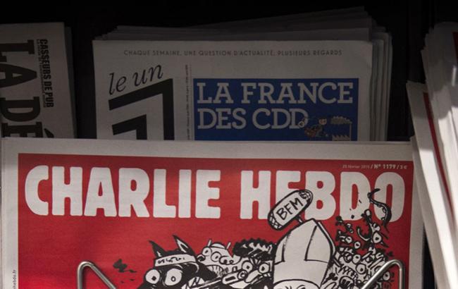 Фото: Менее чм за год отношение общества к сатирическому журналу Charlie Hebdo радикально изменилось