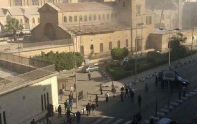 Теракт в Каире совершил террорист-смертник