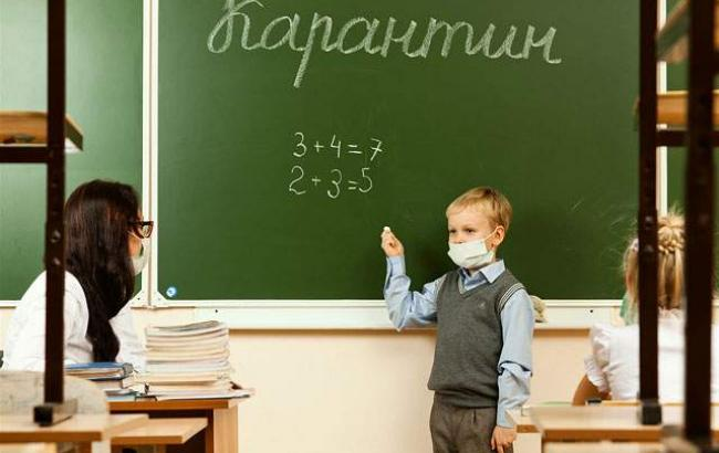 Вжитомирских школах объявили карантин наодну неделю