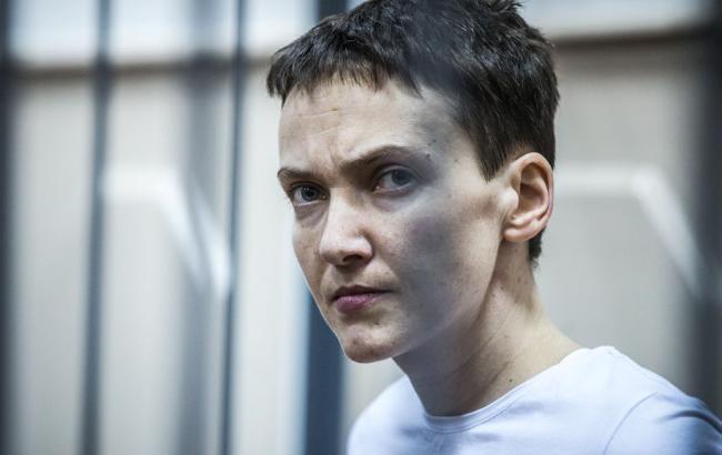 Суд поновив слухання справи Савченко
