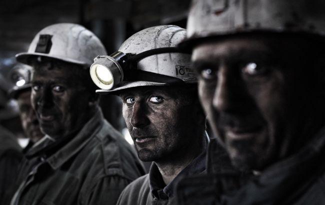Жебривский: НашахтеГП Торецкуголь произошел обвал породы