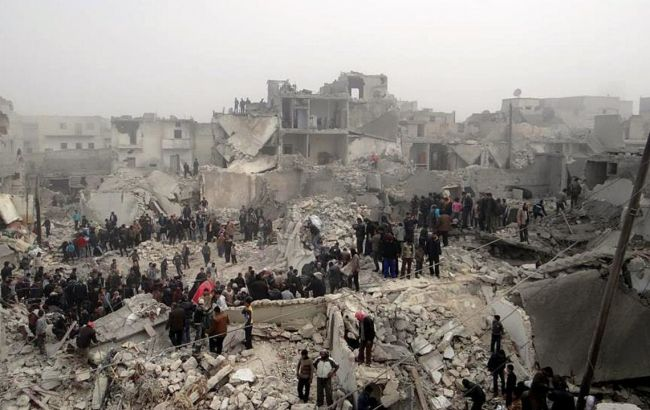 Красный Крест объявил озавершении эвакуации мирных граждан изАлеппо