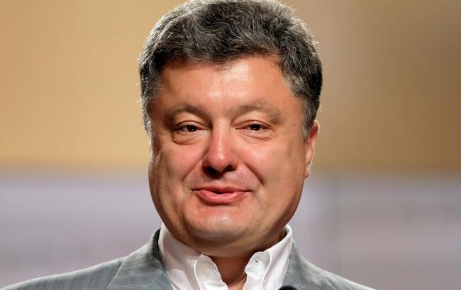 В сети появилось видео имения Порошенко под Киевом