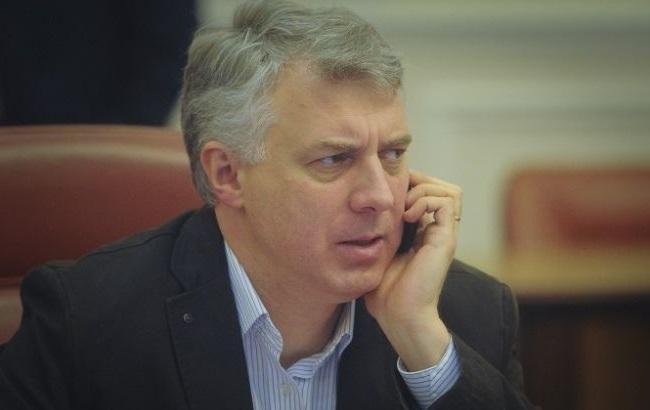 Квіт звільнив в. о. ректора НАУ, який намагався відновити на посаді Луцького