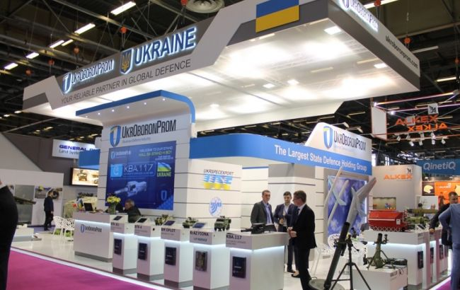 """Фото: """"Укроборонпром"""" в 2016 передал армии свыше 2,1 тыс. единиц оружия"""