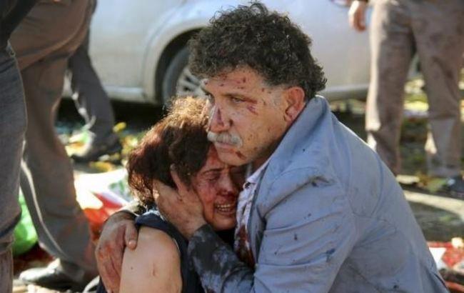 В результаті вибуху в Анкарі загинули не менше 20 осіб