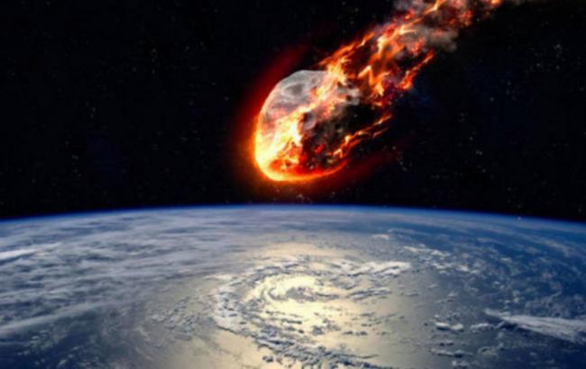 Фото: Метеорит (Bloknot.ru)