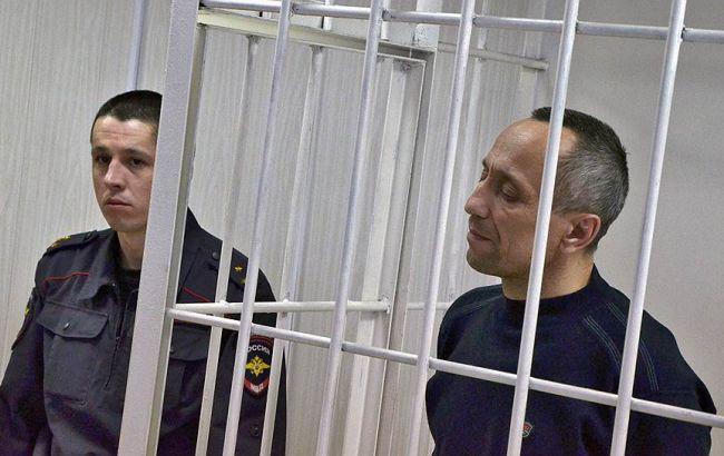 Фото: колишній міліціонер з Ангарська (РФ) Михайло Попков
