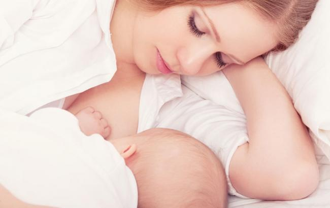 Фото: Мама з дитиною