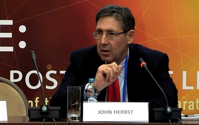 Фото: Джон Хербст рассказал о своем видении дальнейшей политики США в отношении России