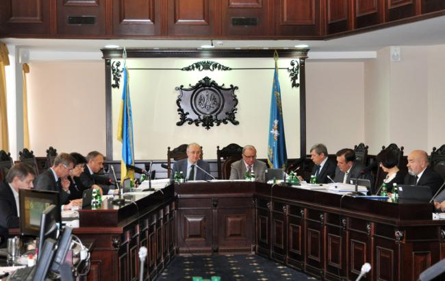 Фото: ВККСУ рекомендует уволить очередного судью