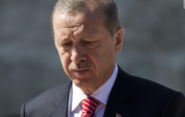 Фото: Эрдоган обвинил спекулянтов в падении курса лиры