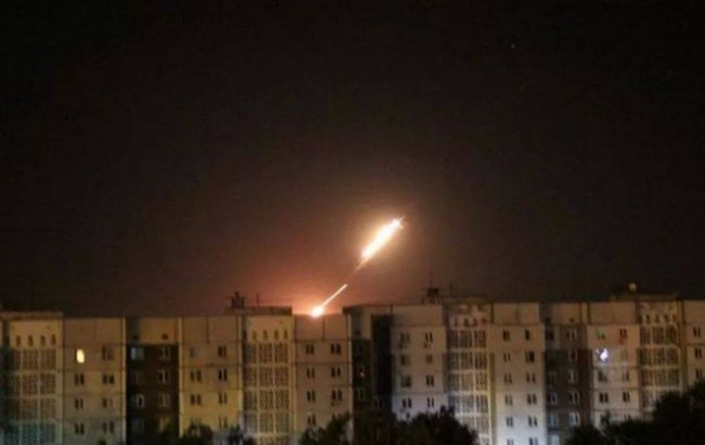 Фото: Обстрел из жилых кварталов Донецка