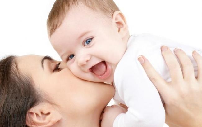 Фото: Мама с ребенком