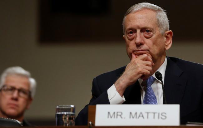 Фото: Джеймс Меттіс тепер може стати главою Пентагону
