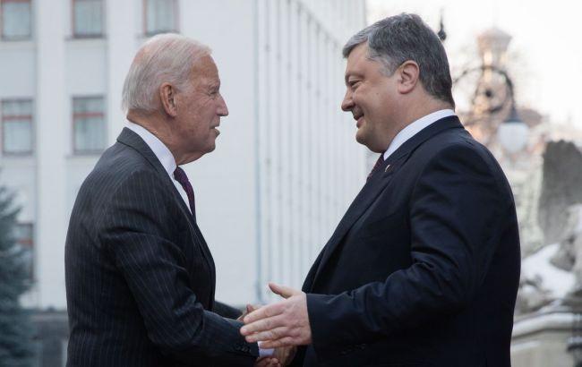Порошенко заявив про готовність до ефективної співпраці з адміністрацією Трампа