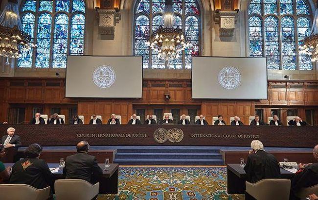 Иск Украины против России зарегистрирован в Международном суде ООН в Гааге