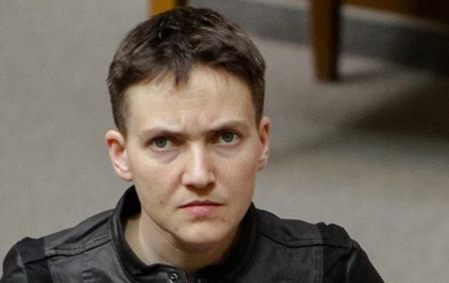 Депутат Рады обвинил Савченко в национальной измене
