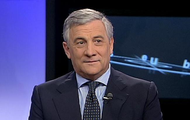 Новим головою Європарламенту обрано Антоніо Таяні