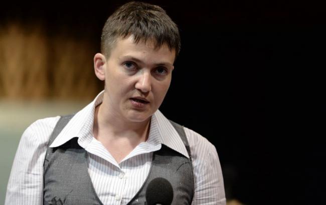 Комитет Рады понацбезопасности проголосовал заисключение Савченко