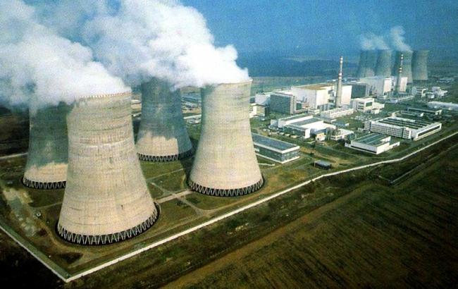 НаЮжно-Украинской АЭС аварийно отключен третий энергоблок