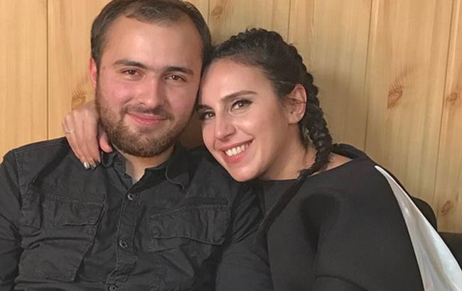 Фото: Джамала і її наречений