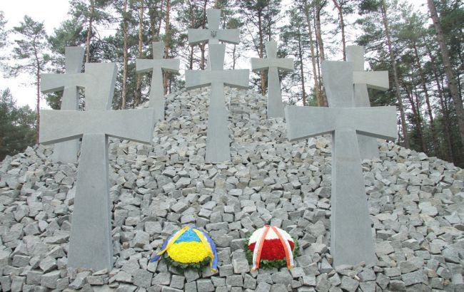 МЗС України засудив акт вандалізму на кладовищі під Києвом