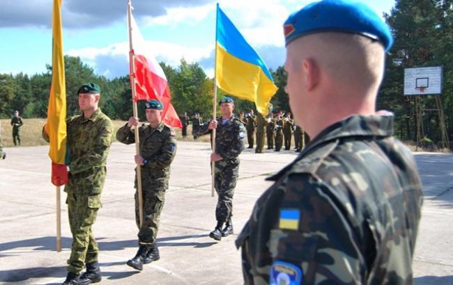 ЛитПолУкрбриг завершила підготовку за стандартами НАТО