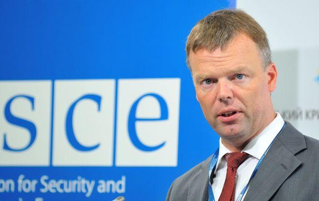 Хуг заявив про збільшення кількості жертв серед мирного населення в зоні АТО