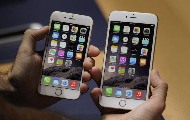 Apple продала 78,3 млн. телефонов впрошлом квартале