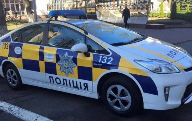 Фото: полиция расследует стрельбу в Николаеве