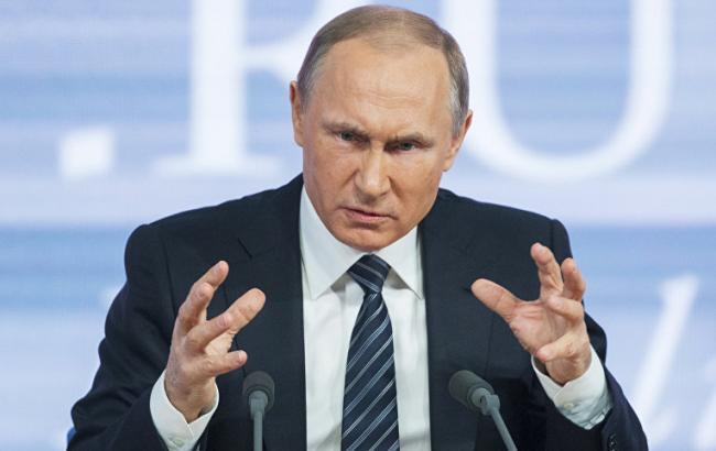 Путин назвал причины обострения ситуации вДонбассе