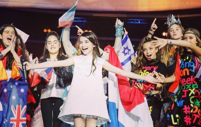 Стало известно, где пройдет детское Евровидение 2017